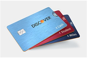 Refer a friend Discover card and get a $6 statement credit -